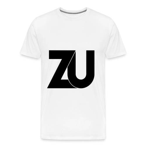 ZU Black png - Mannen Premium T-shirt