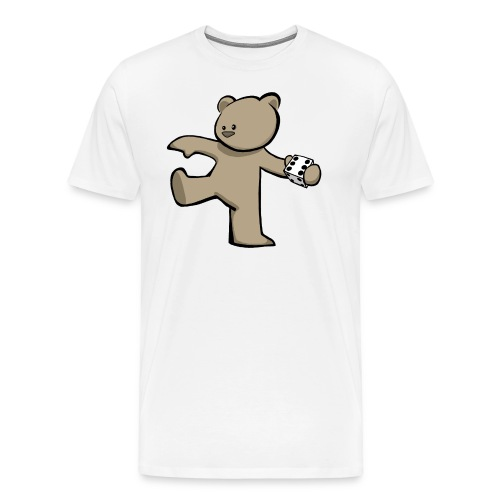 BV logo coloured png - Men's Premium T-Shirt