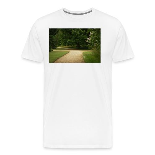 Cross Roads - Men's Premium T-Shirt