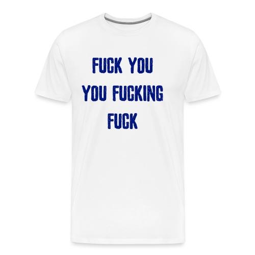 003 FYYFF - Männer Premium T-Shirt