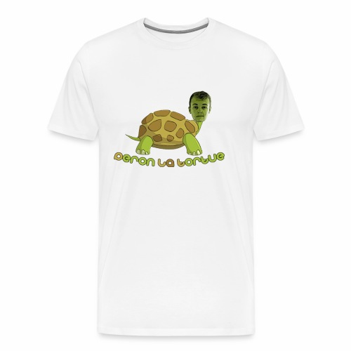 T-shirt Peron la tortue classique - T-shirt Premium Homme