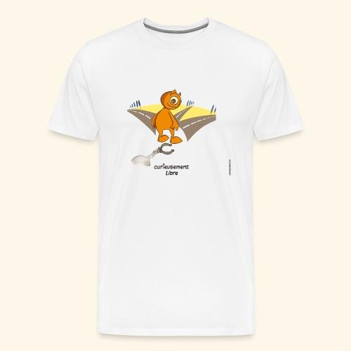 Libre - T-shirt Premium Homme