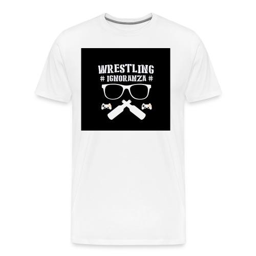 WREIGN - Maglietta Premium da uomo