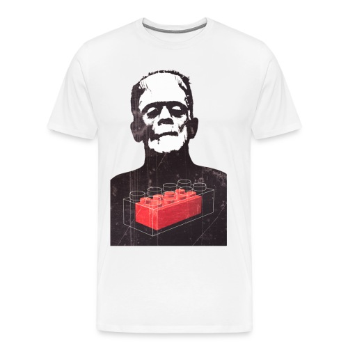 Franky de Bouwer - Men's Premium T-Shirt