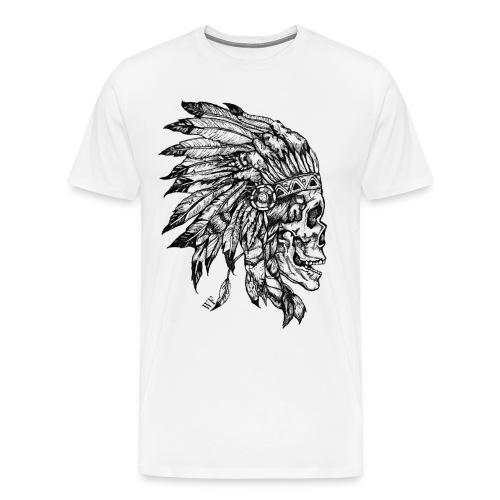 Skull WF - T-shirt Premium Homme