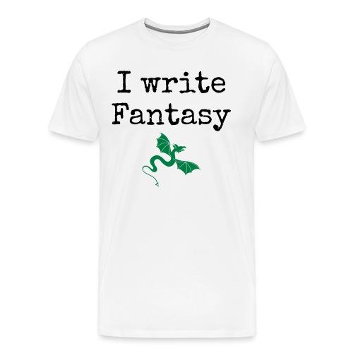i_write_fantasy - Men's Premium T-Shirt