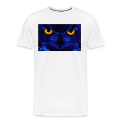 Halloween Wallpaper 1WG jpg - Men's Premium T-Shirt