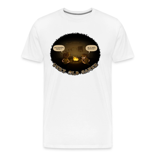 very old gamer Homme - T-shirt Premium Homme