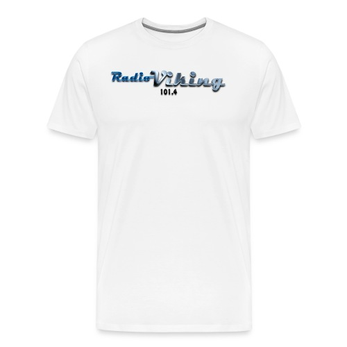 Radio_Viking_1 - Premium-T-shirt herr