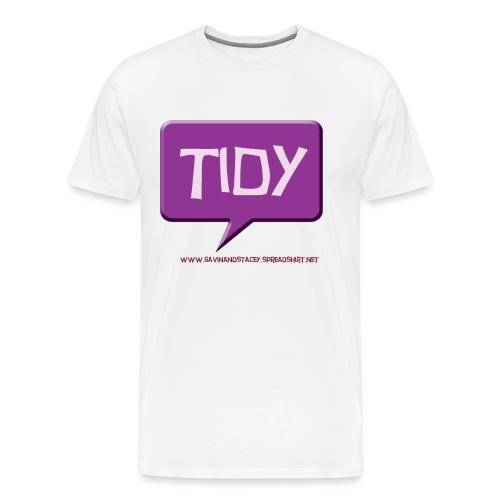 tidy - Men's Premium T-Shirt