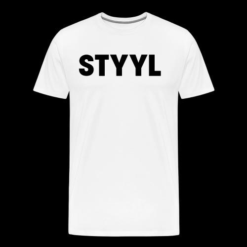 kool png - Men's Premium T-Shirt