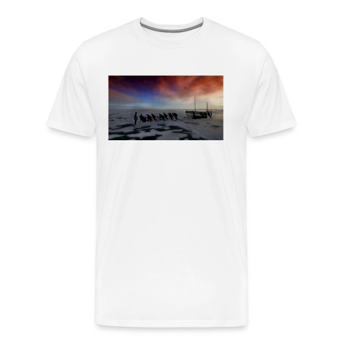 thjamescaird jpg - Men's Premium T-Shirt