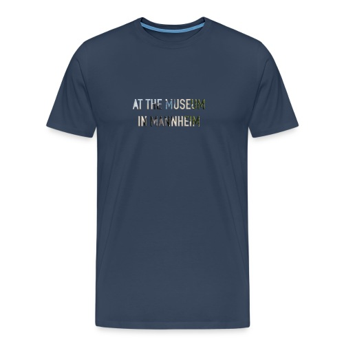 Mannheim Reiss Engelhorn Museum Weltkulturen D5 - Men's Premium T-Shirt