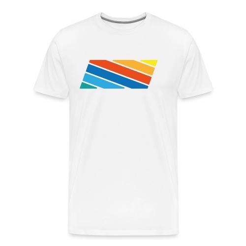 ColorFlow - Männer Premium T-Shirt
