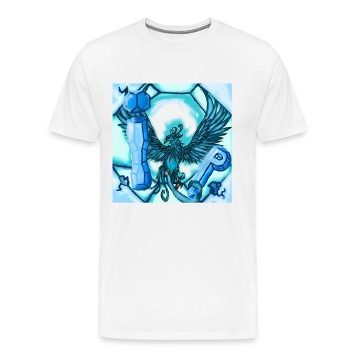 Logo du serveur ! - T-shirt Premium Homme