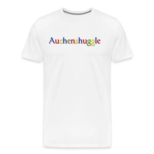 Auchenshuggle - Men's Premium T-Shirt