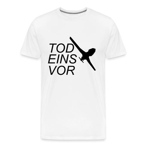 Tod Eins Vor Drohne - Mega Edition - Männer Premium T-Shirt