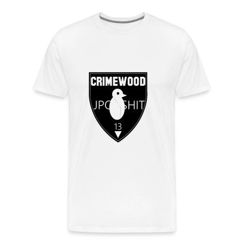 officer end png - Männer Premium T-Shirt