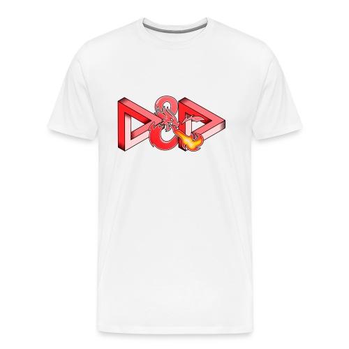 Gioco infinito - Maglietta Premium da uomo
