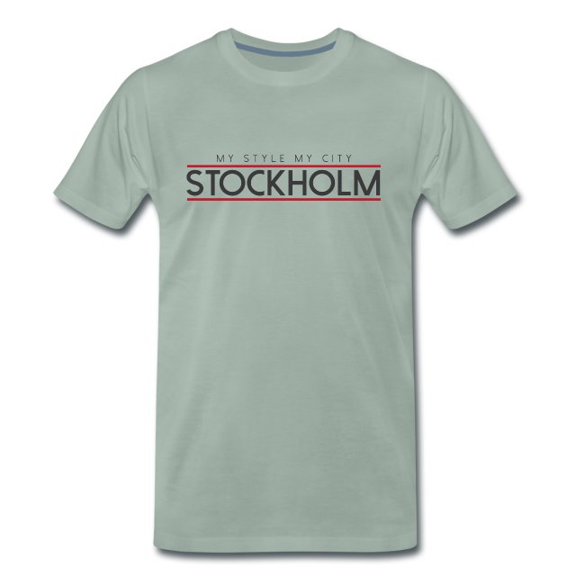 MY STYLE MY CITY STOCKHOLM