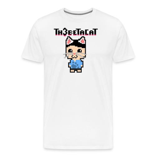 Pixel Beta - Men's Premium T-Shirt