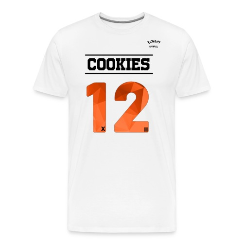 12orange png - Men's Premium T-Shirt