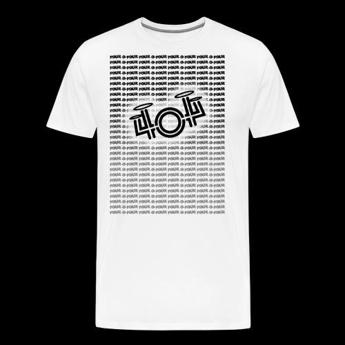 printshirttrasn - Männer Premium T-Shirt