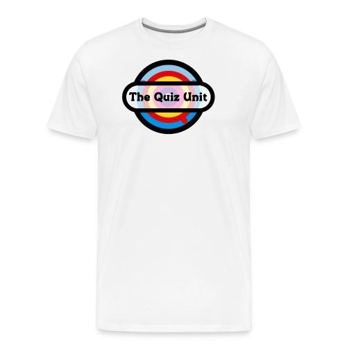 The Quiz Unit Full Logo p - Men's Premium T-Shirt