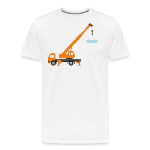 kranolina - Herre premium T-shirt