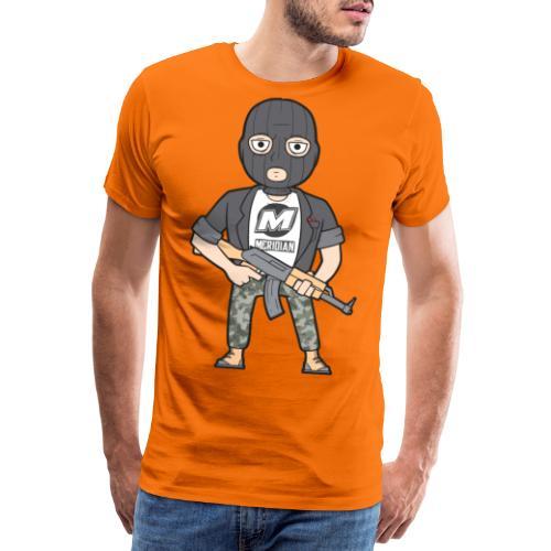 comic - Men's Premium T-Shirt