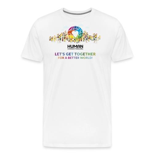 better world - Männer Premium T-Shirt