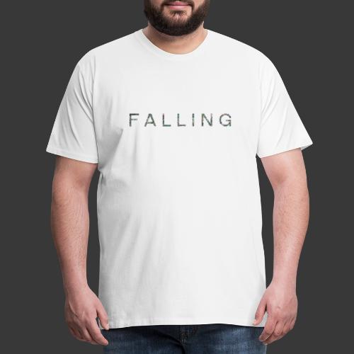 F A L L I N G - T-shirt Premium Homme