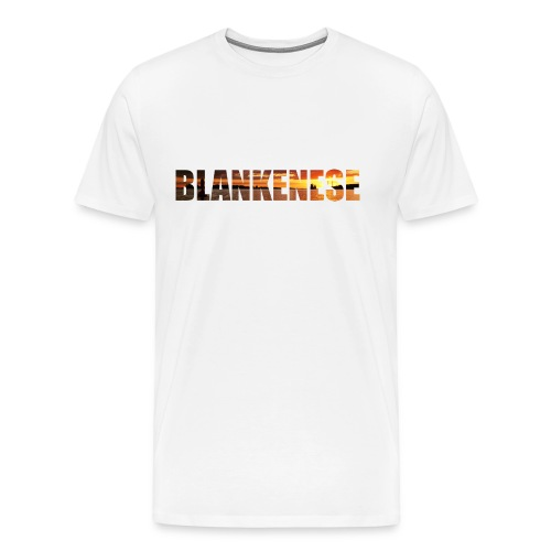 Blankenese Hamburg - Männer Premium T-Shirt