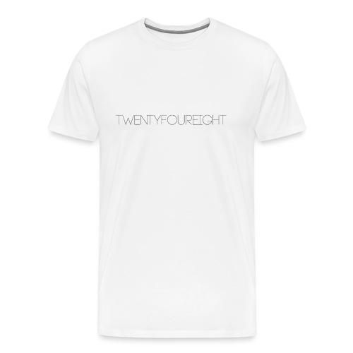 Twentyfoureight - Mannen Premium T-shirt