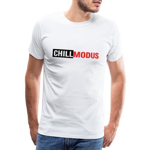 Chillmodus - Männer Premium T-Shirt