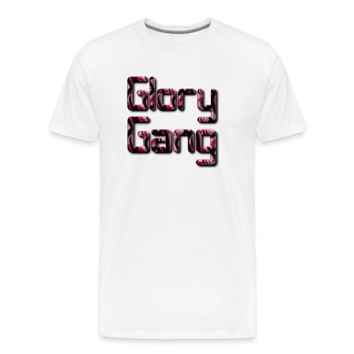 Decorated GloryGang Range - Men's Premium T-Shirt