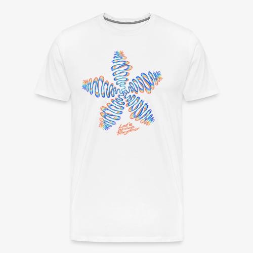 Good Vibes - let's shake together - Männer Premium T-Shirt