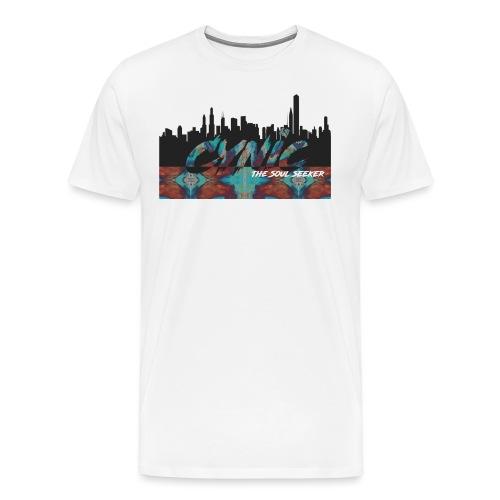 Cynic png - Männer Premium T-Shirt
