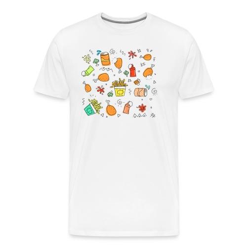 Du und dein Essen - Männer Premium T-Shirt