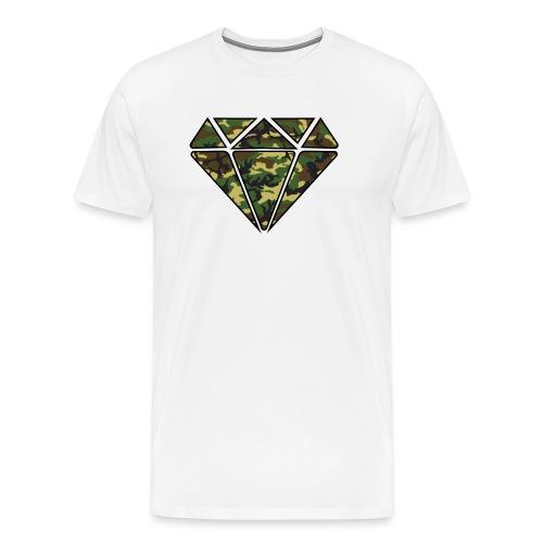 689854crystallogo png - Men's Premium T-Shirt