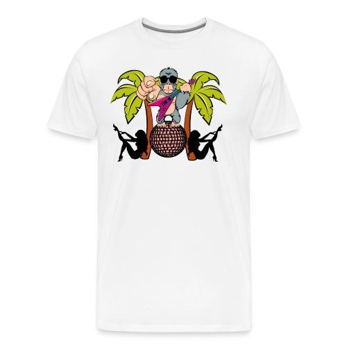 Disco Ape - Männer Premium T-Shirt