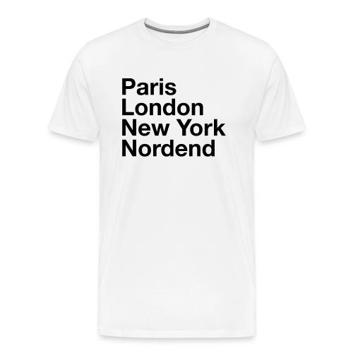 Nordend - Männer Premium T-Shirt