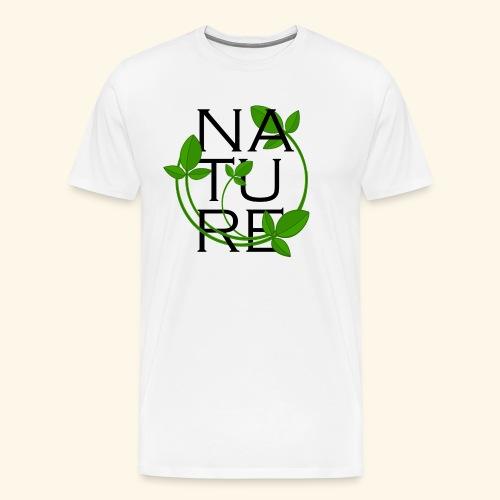 Natur - Männer Premium T-Shirt