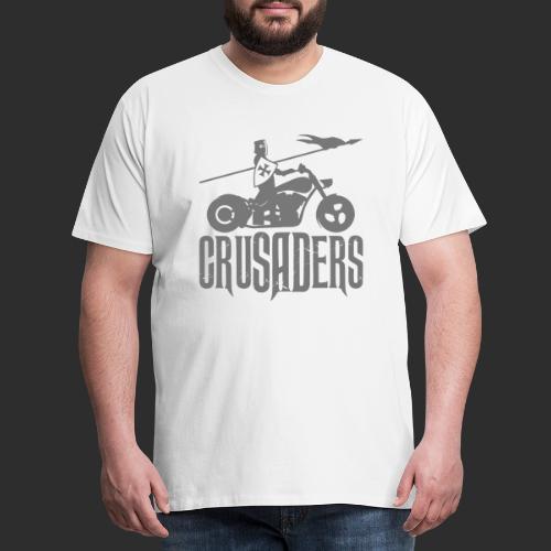 Crusaders - T-shirt Premium Homme