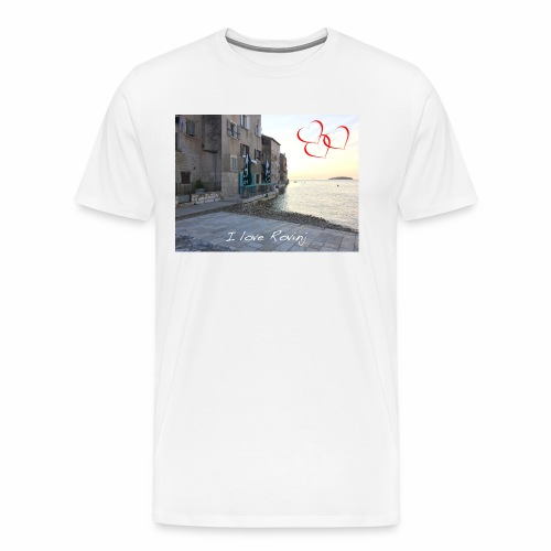I love Rovinj - Männer Premium T-Shirt