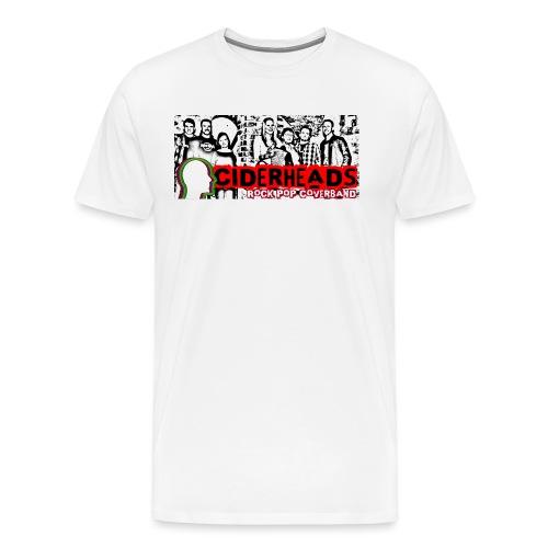 Ciderheads logo mit bild - Männer Premium T-Shirt