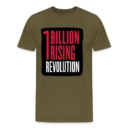 1br rev vertical sta769056 - Men's Premium T-Shirt