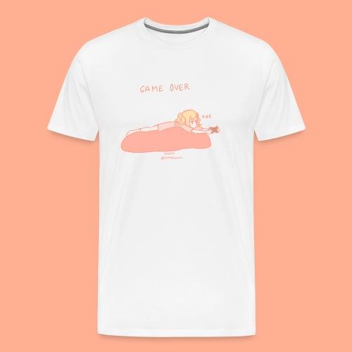 Game Over Tee - Men's Premium T-Shirt