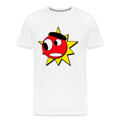 Mr Boom - Mannen Premium T-shirt
