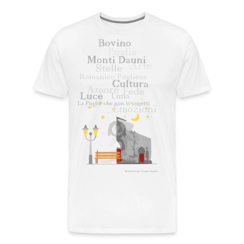 Duomo Graphic - Maglietta Premium da uomo